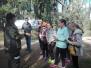 Meža ekspedīcijā Kalupē