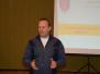 Motivācijas pasākumā ''Īsteno savu sapni par biznesu'' Špoģu vidusskolas skolēniem izglītojoši praktisku nodarbību vadīja Latgales plānošanas reģiona speciālisti un novada uzņēmējs