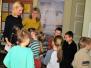 Naujenes pamatskolas 1. klases skolēnu lasītveicināšanas aktivitātes