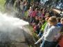 Naujenes pamatskolā apguva ugunsdrošību un pareizu evakuāciju