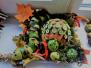 Naujenes pamatskolā ar dāvanām ienācis rudens
