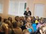 "Naujenes pamatskolā notika bibliotekārā  stunda ""Džanni Rodāri pasaku pasaulē"""