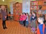 Naujenes pamatskolas 1.kl. skolēnu ceļojums grāmatu pasaulē