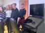 Naujenes pamatskolas 9. klases skolēni iepazīst nākotnes profesiju