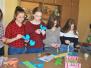 Naujenes pamatskolas floristikas pulciņa ikdiena un svētki
