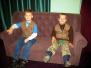 Naujenes pamatskolas jaunāko klašu skolēni apmeklēja teātra izrādi