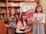 """Naujenes pamatskolas meiteņu panākumi """"Nacionālās skaļās lasīšanas sacensību"""" I kārtas finālā"""