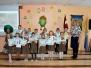 "Naujenes pamatskolas pirmklasnieku svētki ""Gudrību pasaulē''"