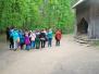 Naujenes pamatskolas skolēni devās ekskursijā uz Rīgu