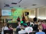 Naujenes pamatskolas skolēni iepazinās ar animatora profesiju