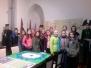 Naujenes pamatskolas skolēni iepazīst Daugavpils vēsturi