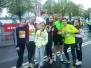 """Naujenes pamatskolas skolēni piedalās """"Lattelecom Rīgas maratonā"""""""