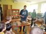Naujenes pamatskolas skolēni rūpējas par putniem