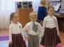 """Naujenes pirmsskolas izglītības iestādē """"Rūķītis"""" svin Latvijas dzimšanas dienu"""