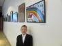 """Noslēdzies vizuālās mākslas konkurss-izstāde """"Krāsainā Latvija"""""""