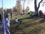 Novada skolēni aktīvi piedalījās Latvijas 100 gades krosā