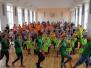 Olimpiskā diena Kalupes pamatskolā