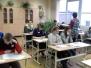 """Pasākums """"Laika plānošana un pārvaldīšana veiksmīgas karjeras veidošanā"""" Špoģu vidusskolā"""