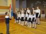Patriotu nedēļa Sventes vidusskolā