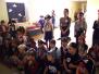 Pirātu balle Sventes vidusskolā