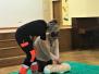 Pirmās palīdzības sniegšanas nodarbības Silenes pamatskolā