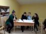 Skolēnu pašpārvalžu līderu pieredzes apmaiņas pasākums Vaboles vidusskolā