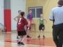 Skolēnu sacensības basketbolā