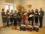 Skolotāju svētki Kalupes pamatskolā