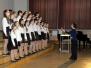 """Skolu koru un vokālo ansambļu koncertskate """"Svētku prieks"""""""