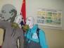 Špoģu vidusskolas 9.a klases ekskursija uz Līgatni, Turaidu un Siguldu