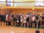 Špoģu vidusskolas absolventi kārto valsts pārbaudes darbus un skola iegūst 1.vietu mācību olimpiāžu rezultātu kopvērtējumā un 1.vietu interešu izglītības darbā vidusskolu grupā novadā