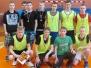 Špoģu vidusskolas komanda arī vidusskolu grupā uzvar florbolā