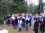 Špoģu vidusskolas skolēni dodas Meža ekspedīcijā