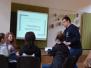 Špoģu vidusskolas skolēni erudīcijas spēlē iepazīst tehnoloģiju pasauli