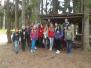 Špoģu vidusskolas skolēni Meža ekspedīcijā