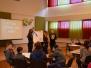 Špoģu vidusskolas skolēni pēta Latviju skaitļos un faktos