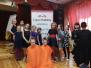 Špoģu vidusskolas skolēni piedalījās drāmas festivālā angļu valodā