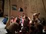 Špoģu vidusskolas skolēni programmas Latvijas skolas soma ietvaros piedalās Rēzeknē teātra izrādē un darbojas radošās darbnīcās