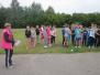 Špoģu vidusskolas skolēni sporto Eiropas sporta nedēļas ietvaros