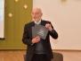 Špoģu vidusskolēni tikās ar Latgales fotomākslinieku Igoru Pliču