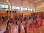 Sporta nedēļas aktivitātes Špoģu vidusskolā