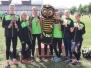 Sporta skolas vieglatlēti izcili startē Latvijas čempionātos