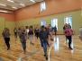 Sporta zāles atklāšana Vaboles vidusskolā