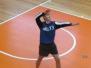 Sventes puiši uzvar novada vidusskolu volejbola sacensībās