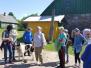 Sventes vidusskolas 7.klases skolēni apceļo Latviju