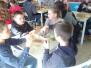 Sventes vidusskolas pētnieki Zinoo centrā