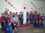 Sventes vidusskolas sākumskolas skolēnu patriotiskā noskaņa valsts svētku priekšvakarā