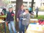 Sventes vidusskolas skolēni eksperimentē novada dienās