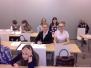 Sventes vidusskolas skolēni eksperimentē Rīgā