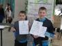 """Sventes vidusskolas skolēni izcīna 1. vietu Jauno vides pētnieku forumā """"Skolēni eksperimentē!"""" Rīgā"""